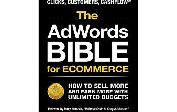 """Clicks, Customers, Cashflow – the AdWords Bible for eCommerce"" by David Rothwell. Look inside now on Amazon"